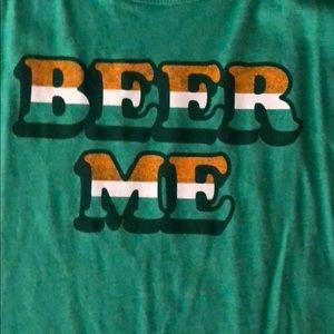c102d0f32 Tipsy Elves Tops - Tipsy Elves Beer Me St Patrick's Day tank! 🍻